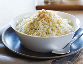Caribbean Coconut Rice