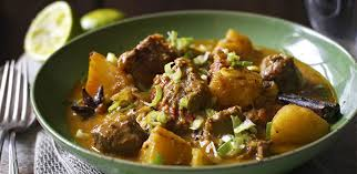 images.jpg curry goat with ginger and sweet potato