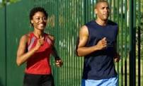 indexblack couple exercising