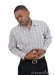 images.jpg black man holding stomach in pain