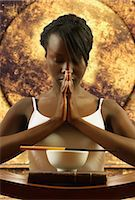 6100-06577881er.jpg Young woman meditating